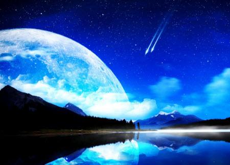 月亮离我有多远为题作文600字 关于月亮离我有多远的作文600字